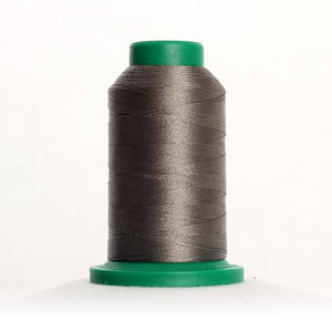 Isacord 1000m/1100yd 40wt solid trilobal polyester thread  number 0674 Armour