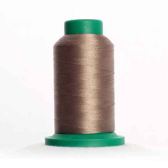 Isacord 5000m/5500yd 40wt solid trilobal polyester thread  number 0862 Wild Rice