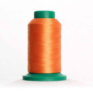 Isacord 1000m/1100yd 40wt solid trilobal polyester thread  number 1010 Toast