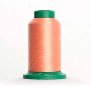 Isacord 5000m/5500yd 40wt solid trilobal polyester thread  number 1351 Starfish