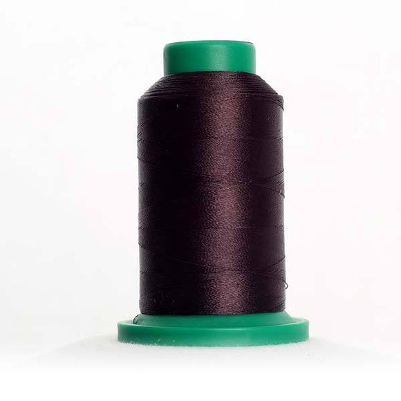 Isacord 5000m/5500yd 40wt solid trilobal polyester thread  number 1776 Blackberry
