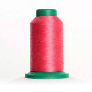 Isacord 5000m/5500yd 40wt solid trilobal polyester thread  number 2220 Tropicana