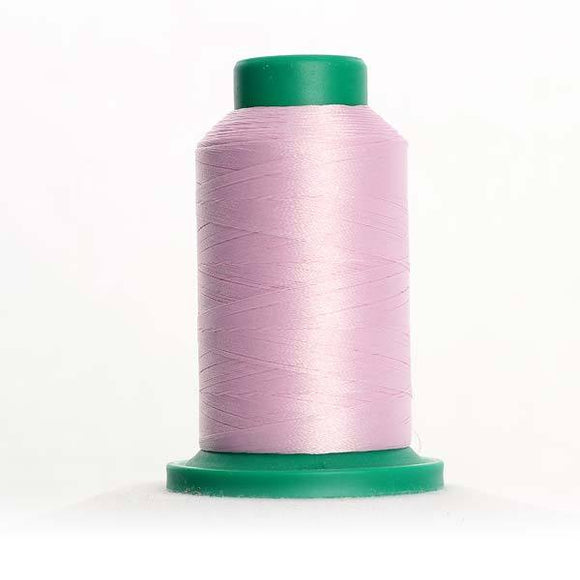 Isacord 5000m/5500yd 40wt solid trilobal polyester thread  number 2655 Aura