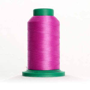 Isacord 1000m/1100yd 40wt solid trilobal polyester thread  number 2732 Frosted Orchid