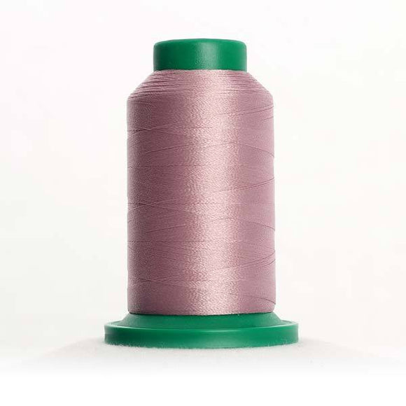 Isacord 1000m/1100yd 40wt solid trilobal polyester thread  number 2761 Dessert