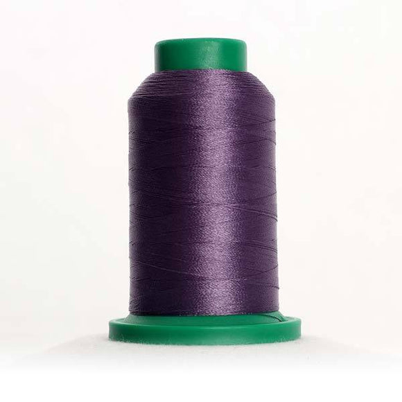 Isacord 1000m/1100yd 40wt solid trilobal polyester thread  number 2864 Columbine