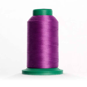 Isacord 1000m/1100yd 40wt solid trilobal polyester thread  number 2912 Sugar Plum