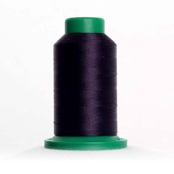 Isacord 1000m/1100yd 40wt solid trilobal polyester thread  number 2954 Aubergine