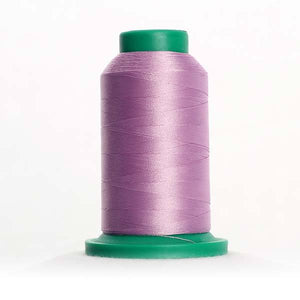 Isacord 5000m/5500yd 40wt solid trilobal polyester thread  number 3045 Cachet