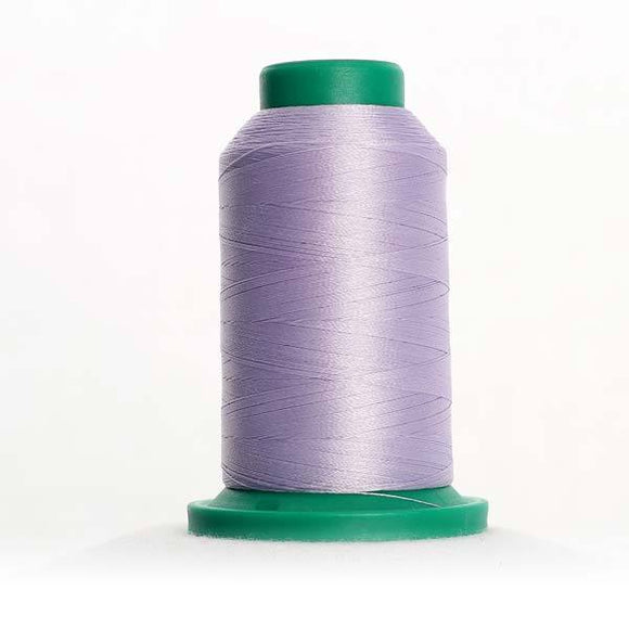 Isacord 1000m/1100yd 40wt solid trilobal polyester thread  number 3150 Stainless