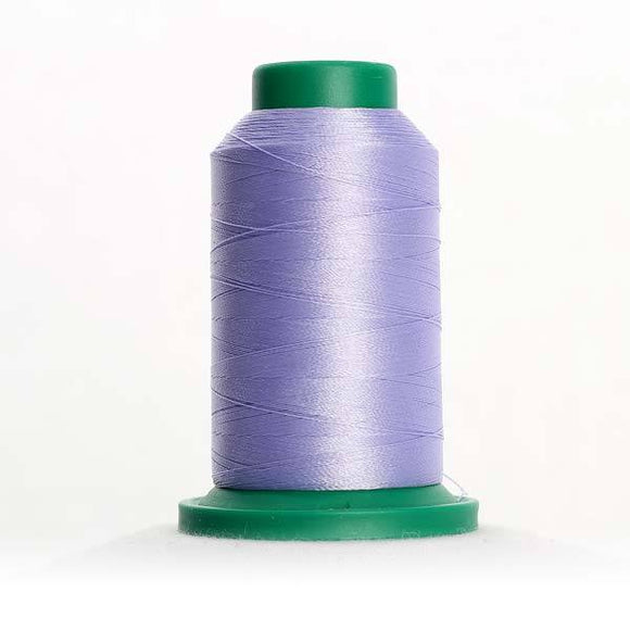 Isacord 1000m/1100yd 40wt solid trilobal polyester thread  number 3450 Lavender