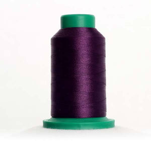 Isacord 5000m/5500yd 40wt solid trilobal polyester thread  number 3536 Heraldic