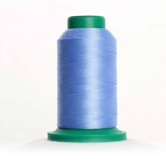 Isacord 5000m/5500yd 40wt solid trilobal polyester thread  number 3630 Sweet Boy