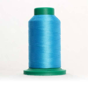 Isacord 5000m/5500yd 40wt solid trilobal polyester thread  number 3920 Chicory