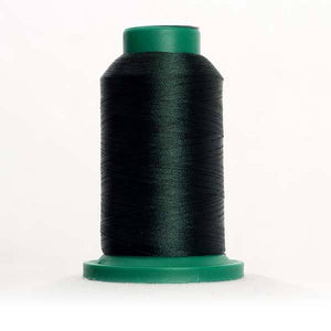 Isacord 5000m/5500yd 40wt solid trilobal polyester thread  number 5565 Enchanting Forest