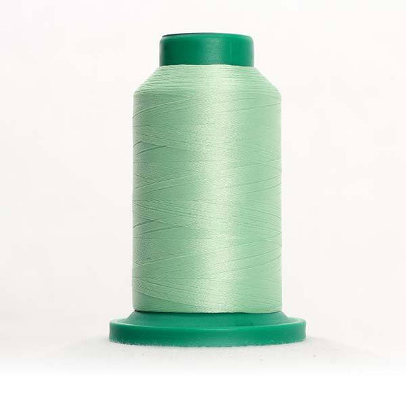Isacord 1000m/1100yd 40wt solid trilobal polyester thread  number 5770 Miss