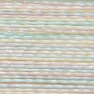 Isacord 1000m/1100yd 40wt variegated trilobal polyester thread  number 9909 Baby Girl