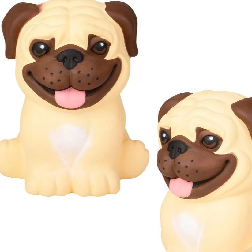 "10"" JUMBO PUG SQUISH Fun! Swoop"