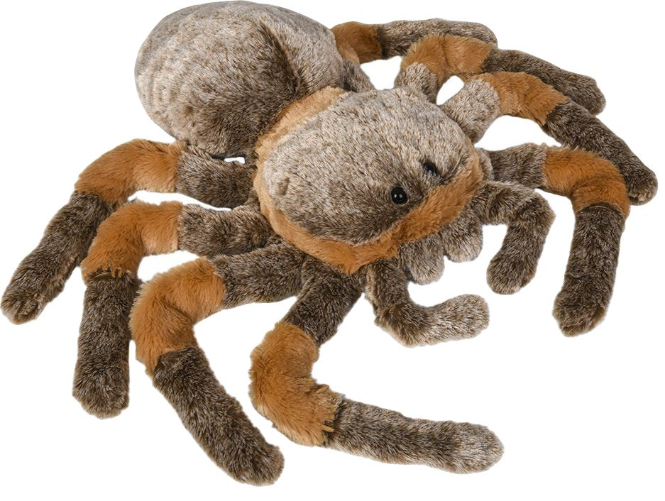 "13"" SPIDER PLUSH Fun! Swoop"