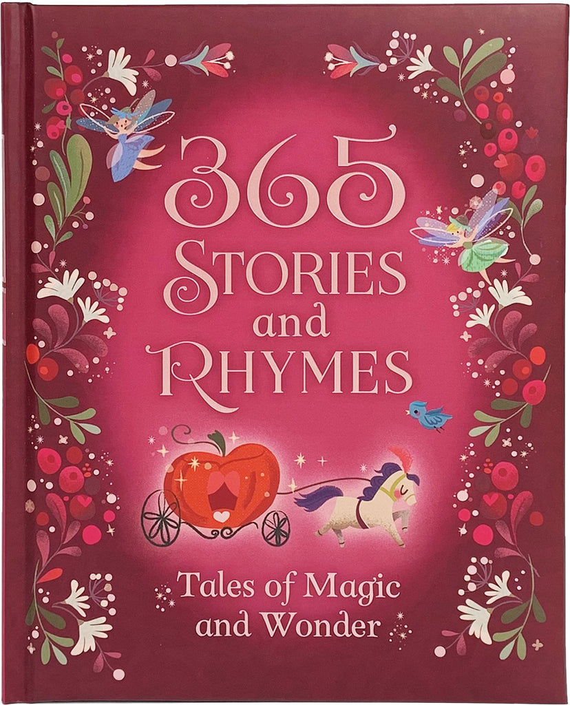 365 STORIES AND RHYMES BOOK Fun! Swoop