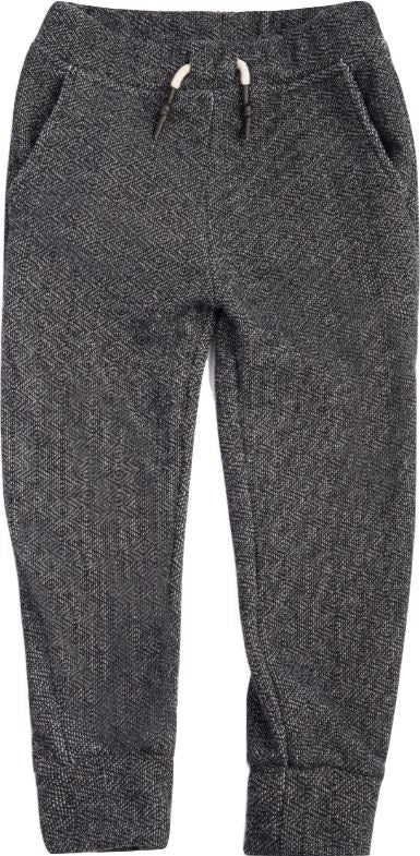 APPAMAN BLACK RHOMBUS SWEATS Pants Appaman