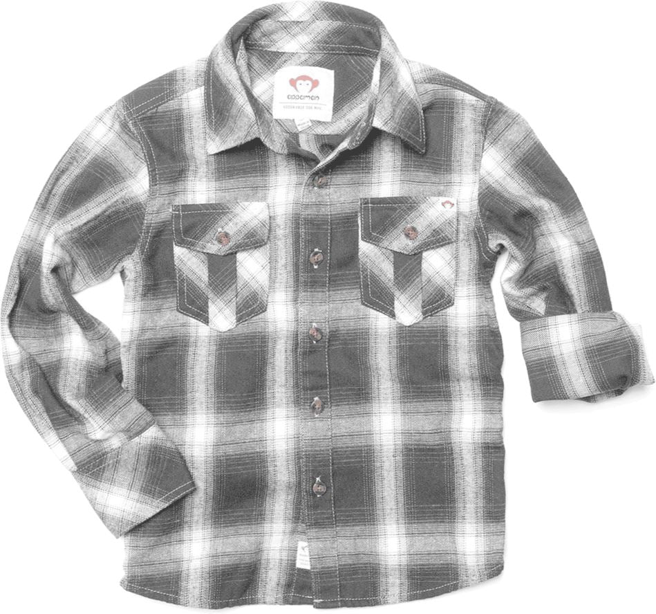 APPAMAN GRAY FLANNEL Tops Appaman
