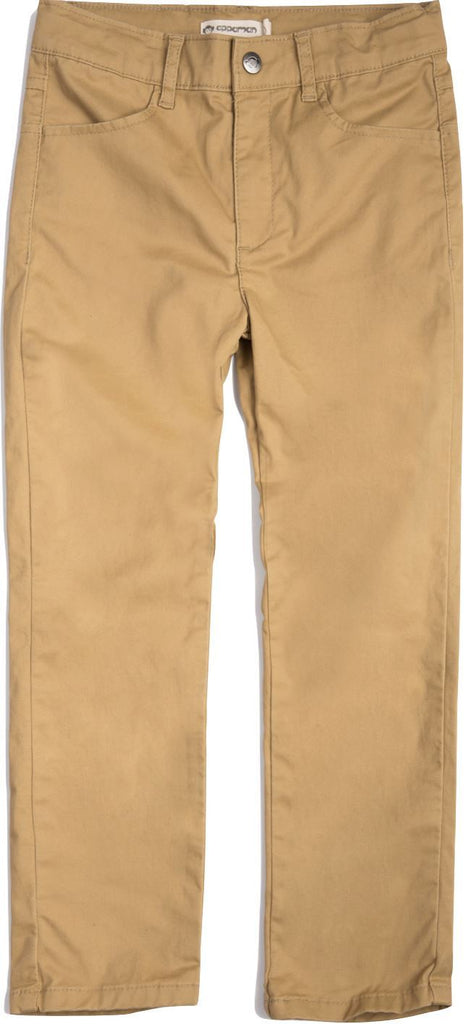 APPAMAN KHAKI TWILL PANT Pants Appaman