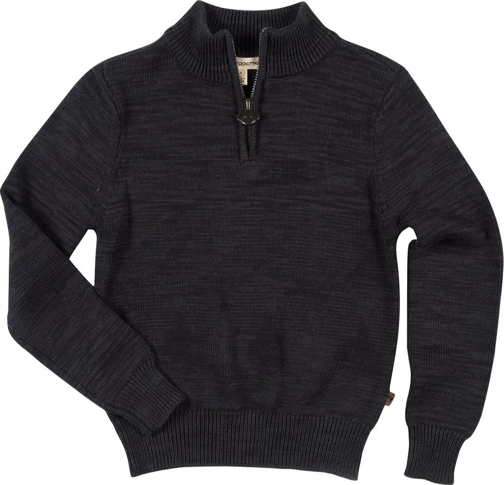 APPAMAN MOCK NECK SWEATER Top Appaman