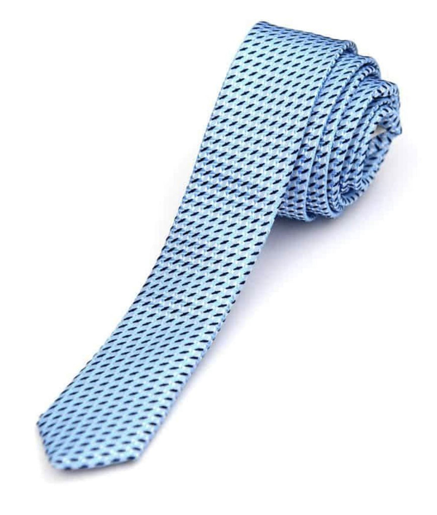 Appaman Wavy Blue Tie Accessories Appaman