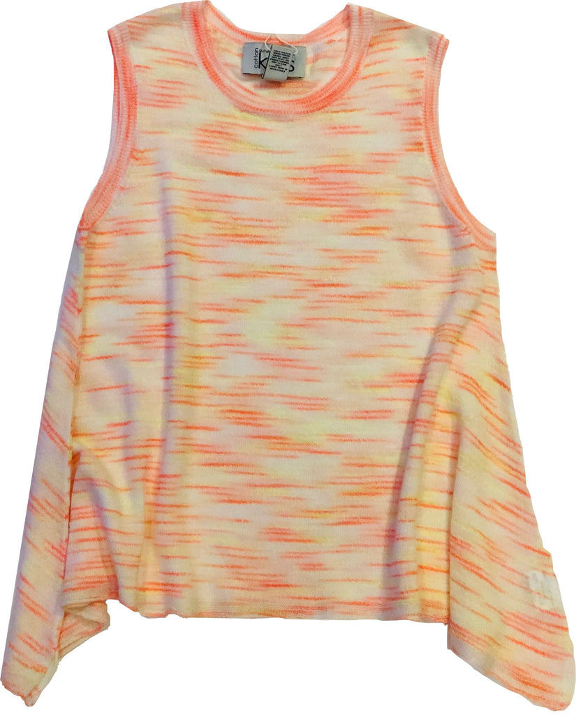 AUTUMN CASHMERE CREAMSICLE SWING TANK Tops Autumn Cashmere