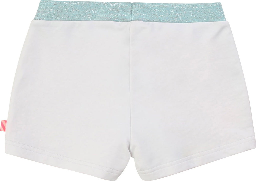 Billieblush Pastel Terry Shorts Tops Billieblush