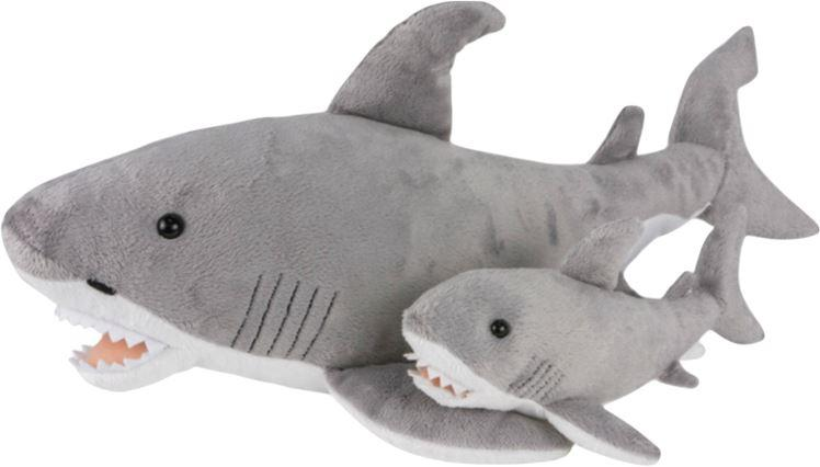 BIRTH OF LIFE SHARK PLUSH Fun! Swoop