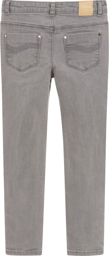 CARREMENT BEAU GREY SLIM JEANS Pants Carrement Beau