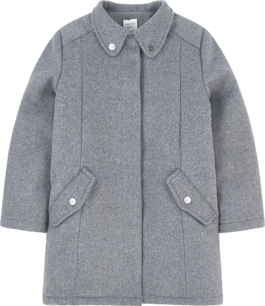 CARREMENT BEAU PADDED WOOL COAT Jackets & Coats Carrement Beau