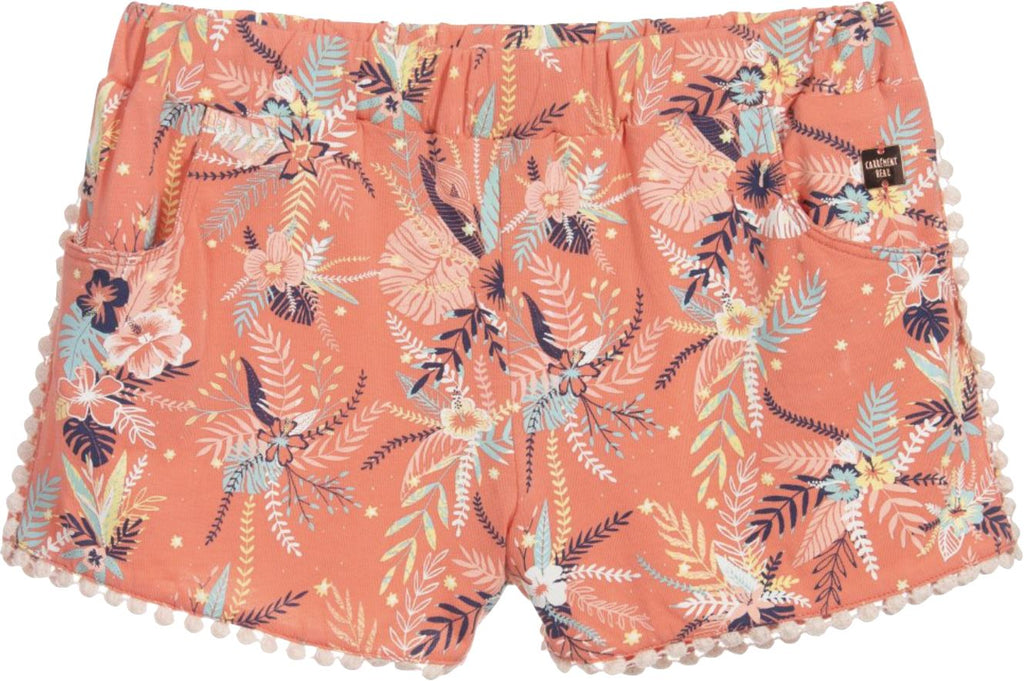 Carrement Beau Tropical Shorts Shorts Carrement Beau