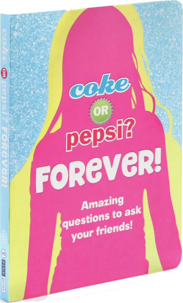 Coke or Pepsi Forever Fun! Swoop