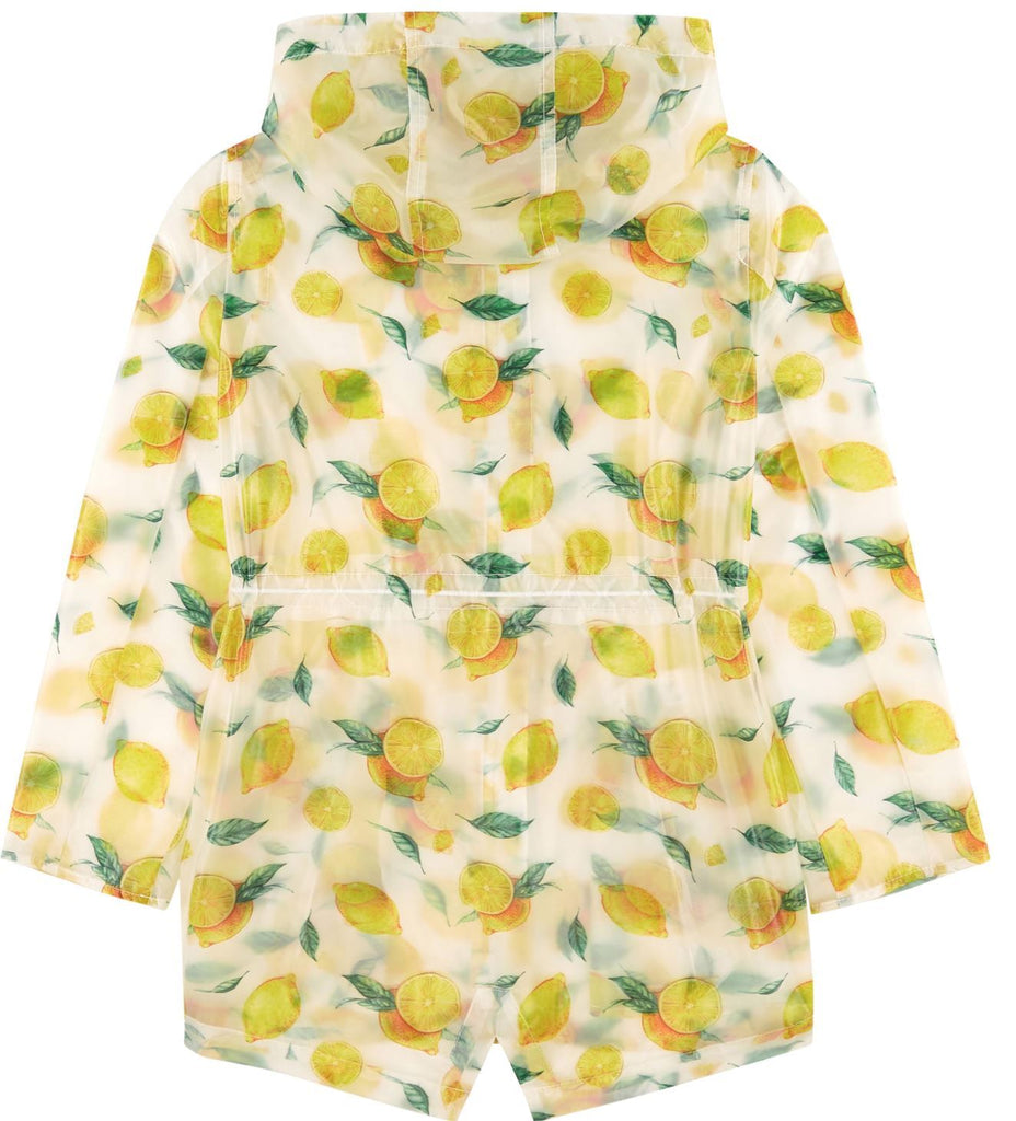 DERHY KIDS LEMON RAINCOAT Jackets & Coats Derhy Kids