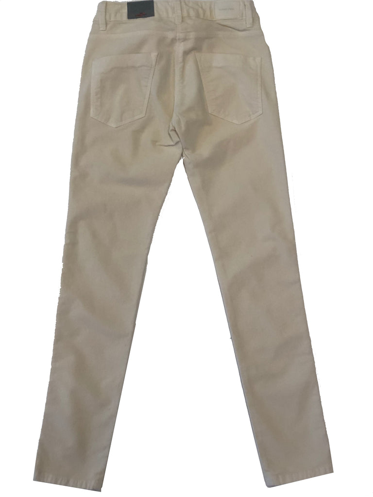 EDDIE PEN VELVET NATURAL PANTS Pants Eddie Pen