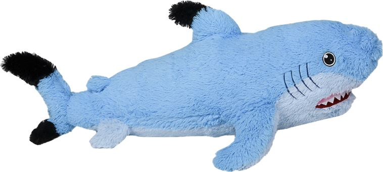 FLOPPY LAYING SHARK PLUSH Fun! Swoop