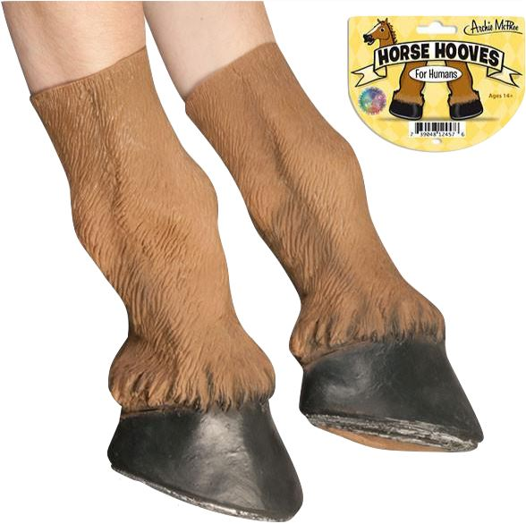 HORSE HOOVES SET Fun! Swoop