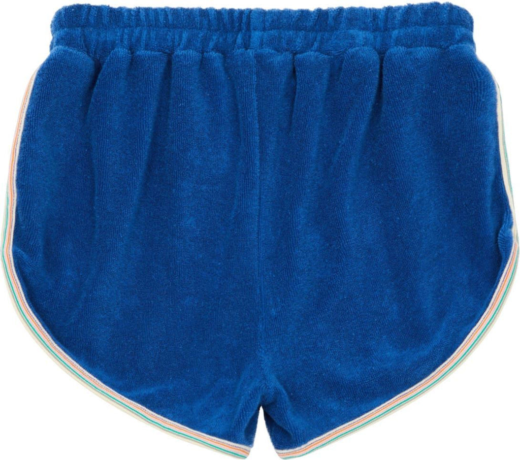 HUNDRED PIECES BLUE TERRY SHORTS Shorts Hundred Pieces