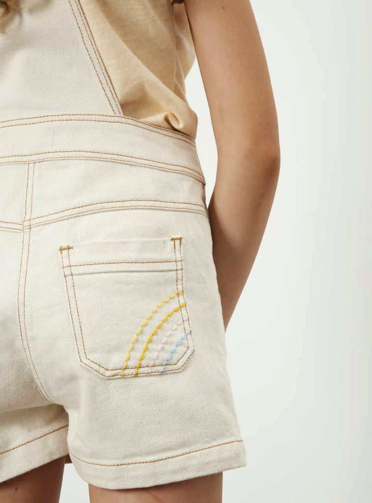 Hundred Pieces Dungarees Shorts Hundred Pieces