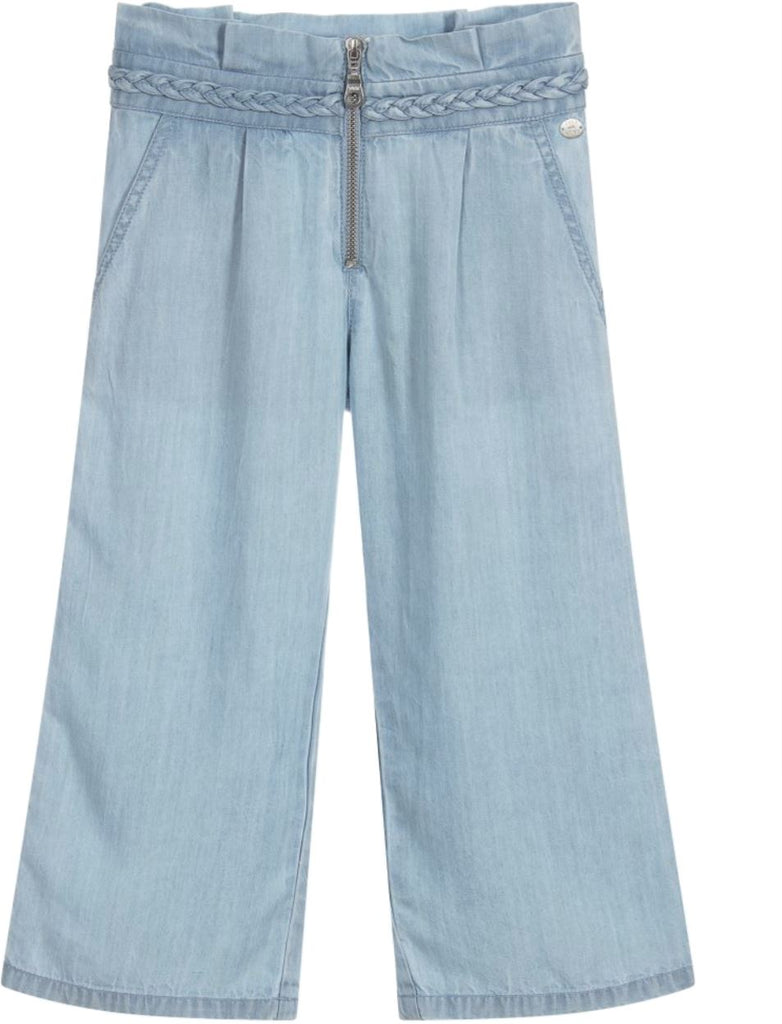 IKKS City Chambray Pants Pants IKKS