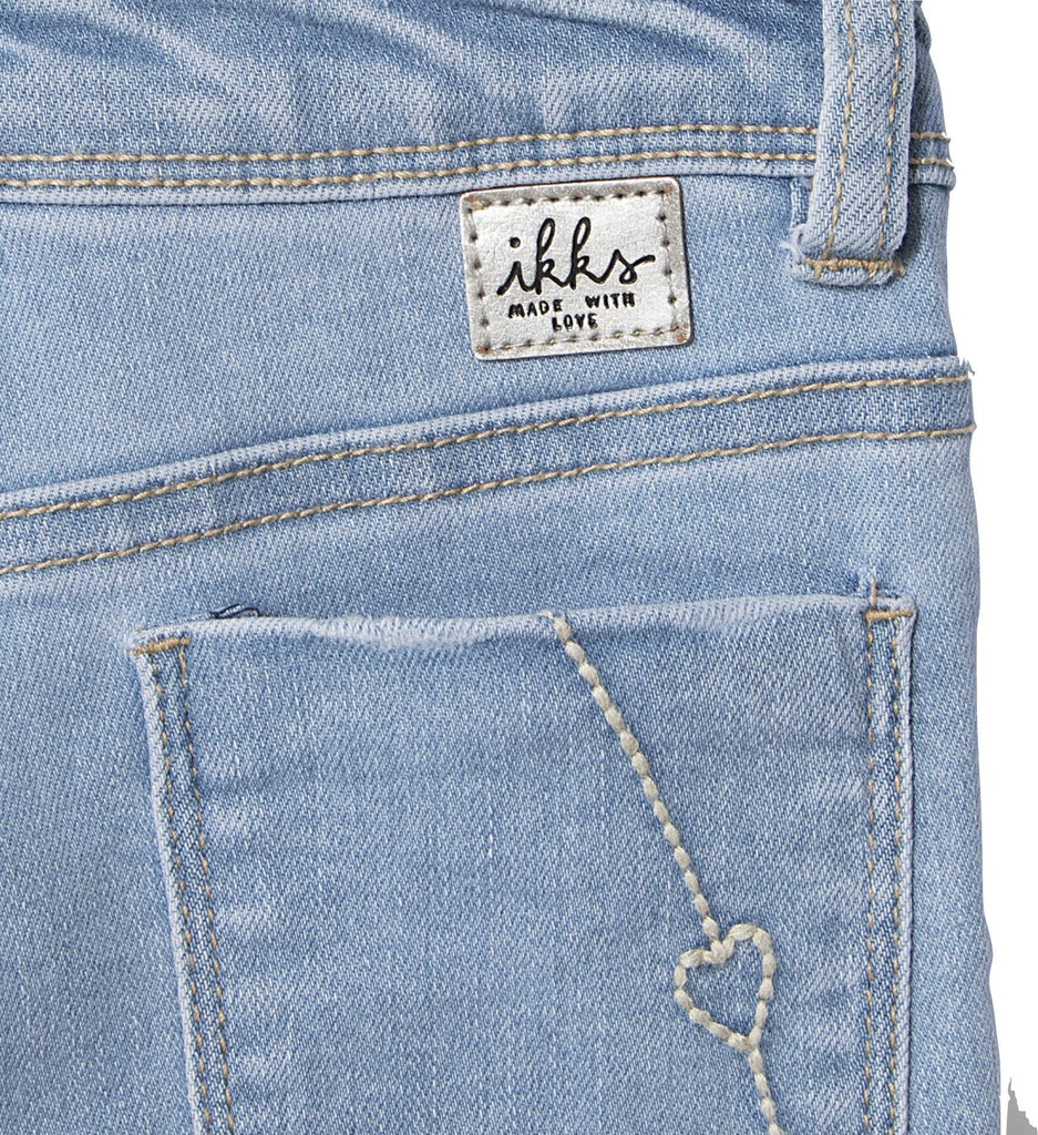 IKKS SKINNY SIDE DETAIL JEANS Pants IKKS