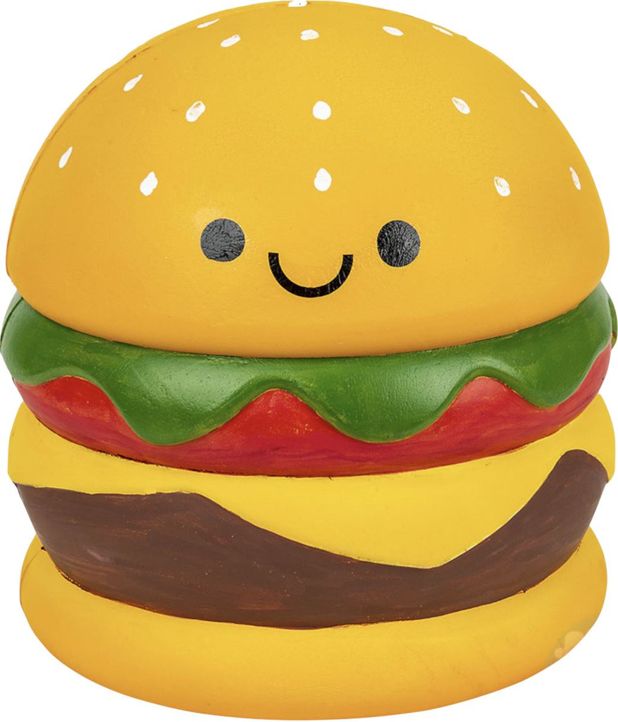 JUMBO HAMBURGER SQUISHY Fun! Swoop