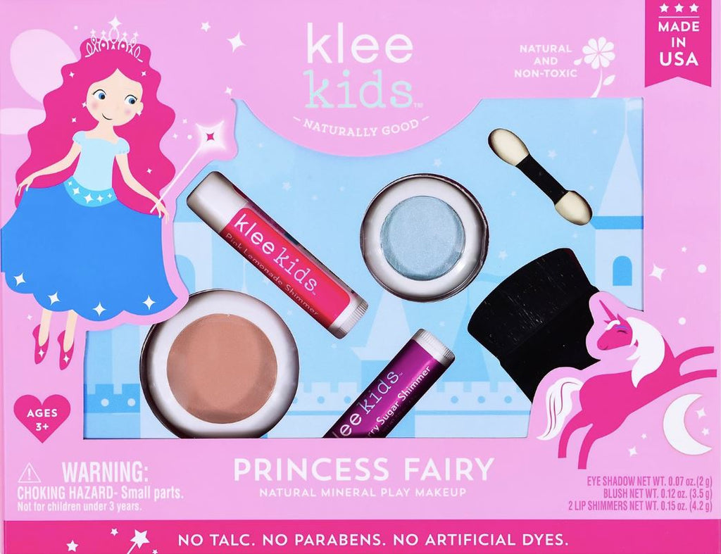 KLEE KIDS NATURAL PLAY MAKEUP Accessories Swoop Princess Fairy