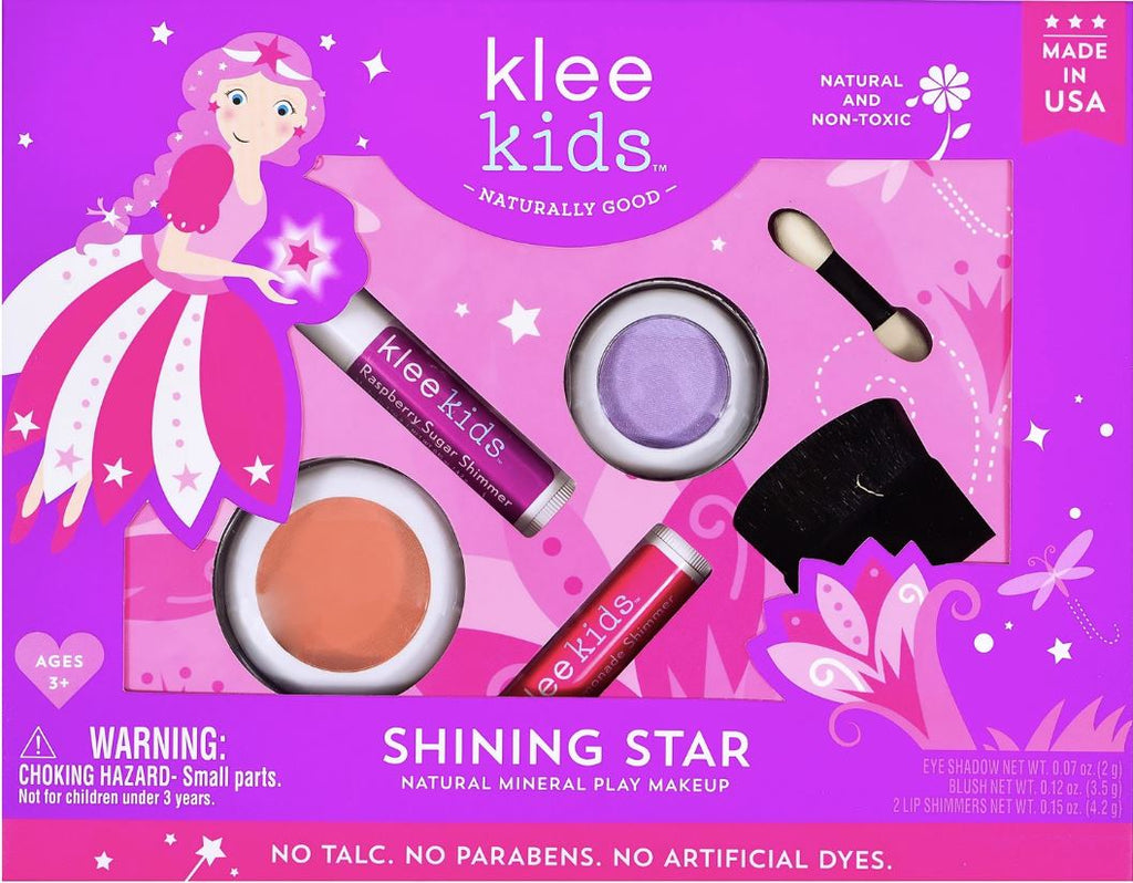 KLEE KIDS NATURAL PLAY MAKEUP Accessories Swoop Shining Star