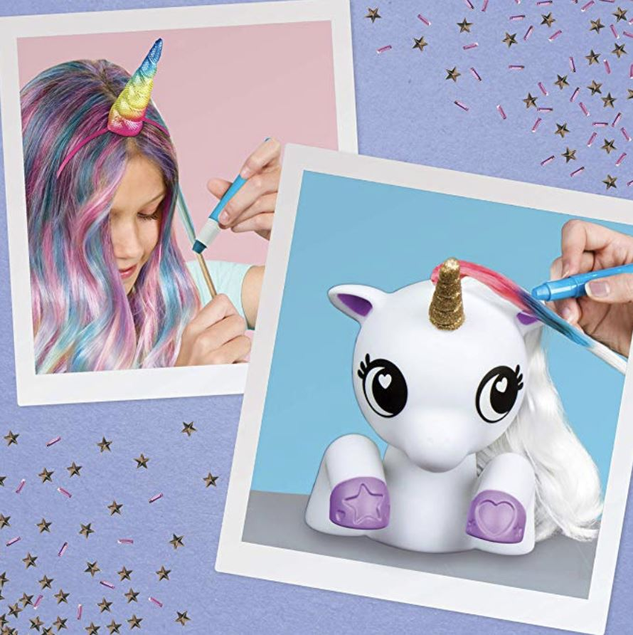 LIGHT UP UNICORN & YOU STYLING KIT Fun! Swoop Is Fun