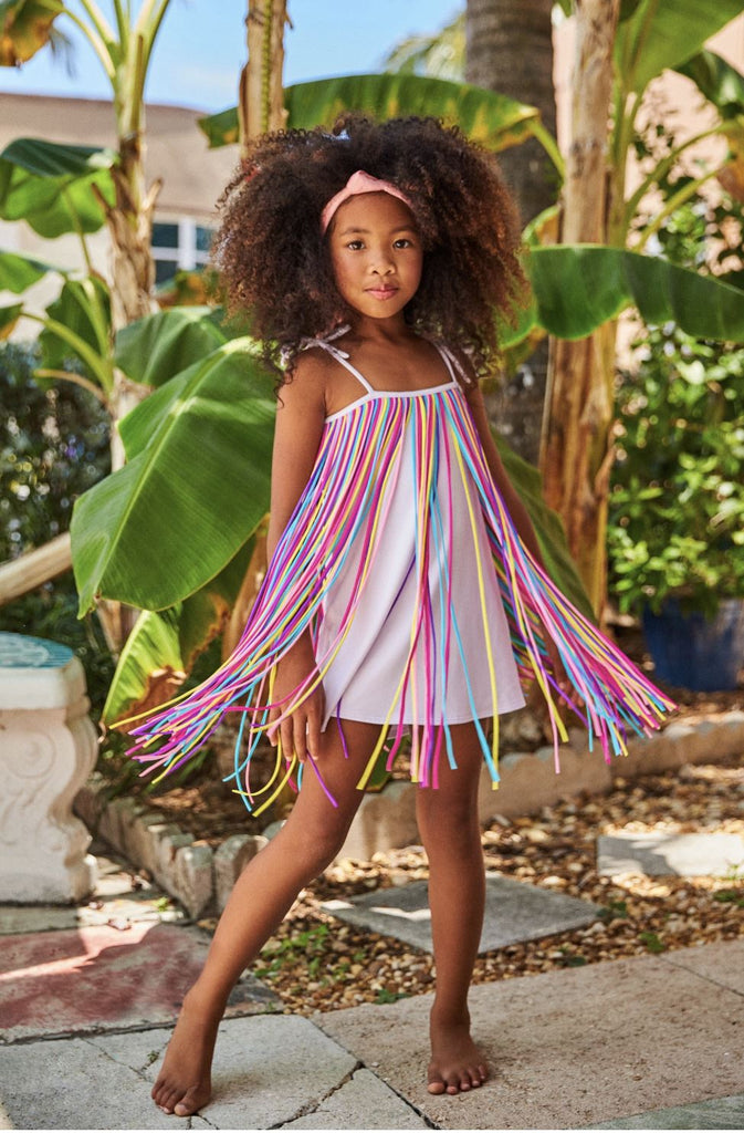 Little Peixoto Fringe Dress Dress Little Peixoto