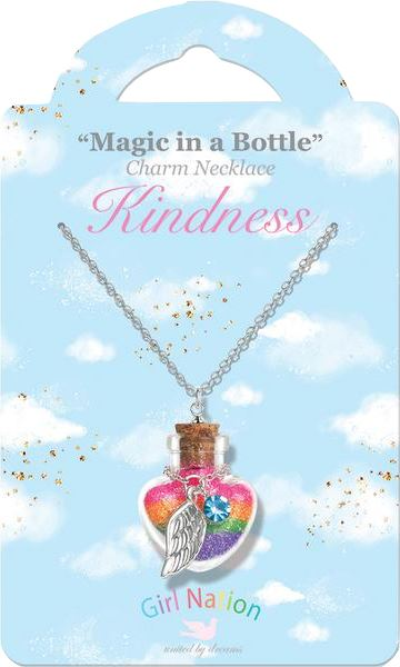 MAGIC IN A BOTTLE KINDNESS NECKLACE Accessories Swoop
